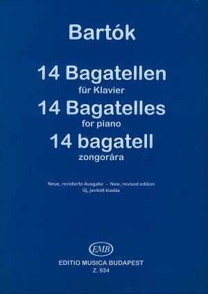 14 Bagatelles (piano)