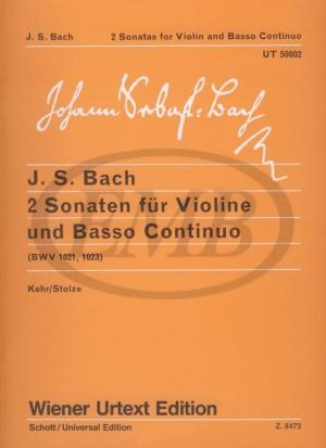 2 Sonaten for Violin and Basso Continuo