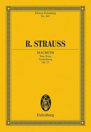 Strauss, R: Macbeth op. 23