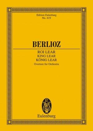 Berlioz, H: King Lear op. 4