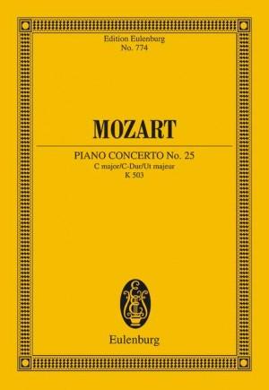 Mozart, W A: Concerto No. 25 C major KV 503