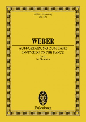 Weber: Invitation to the Dance op. 65 JV 260