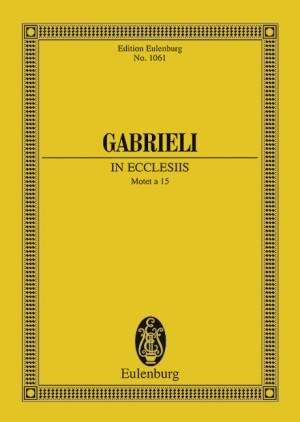 Gabrieli, G: In exclesiis