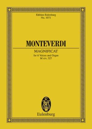 Monteverdi, C: Magnificat M xiv, 327 / SV 206, Anh.