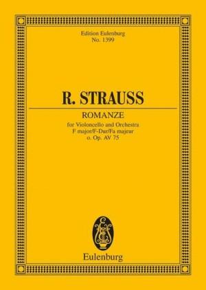 Strauss, R: Romanze F Major o. Op. AV. 75