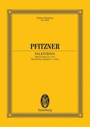 Pfitzner, H: Palestrina