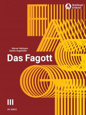 Seltmann: Das Fagott, Band 3