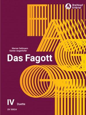 Seltmann: Das Fagott, Band 4