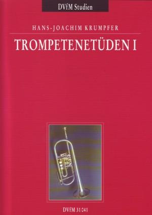 Krumpfer: Trompetenetüden, Band 1