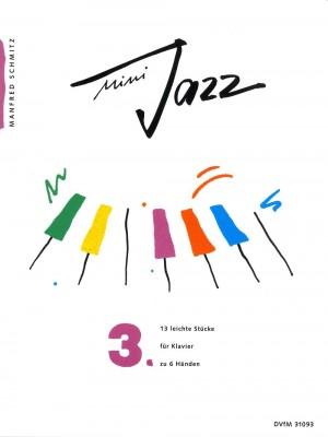 Schmitz, M: Mini Jazz  Heft 3