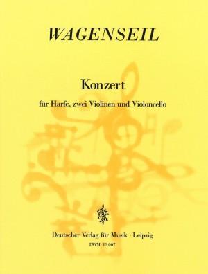 Wagenseil: Konzert für Harfe