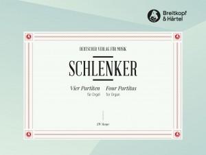 Schlenker: 4 Orgel-Partiten