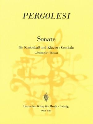 Pergolesi: Sonate