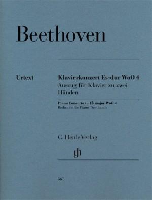 Beethoven, L v: Piano Concerto in E flat major WoO 4
