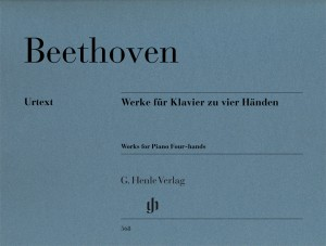 Beethoven, L v: Works for Piano Four-hands