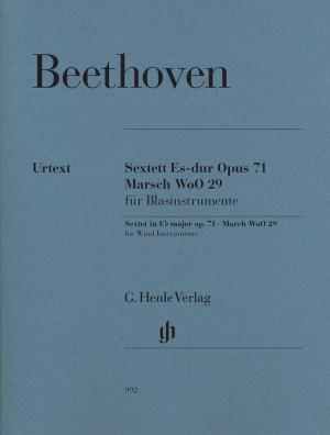 Beethoven, L v: Sextet in E flat major op. 71, March WoO 29