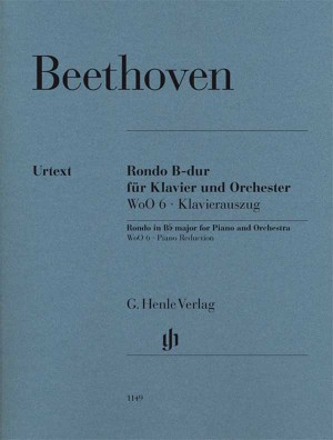 Beethoven, L v: Rondo for Piano and Orchestra