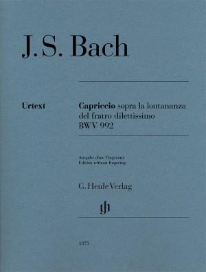 Bach, J S: Capriccio sopra la lontananza BWV 992