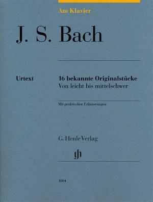 Bach - Am Klavier