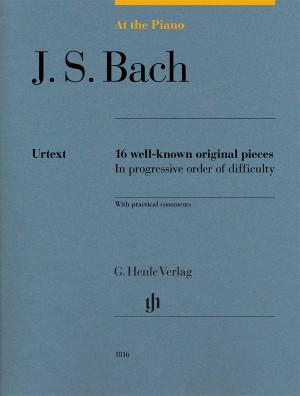 Bach - At The Piano