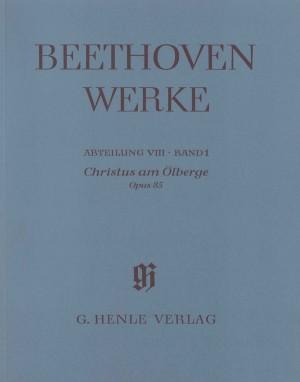 Beethoven, L v: Christus am Ölberge op. 85
