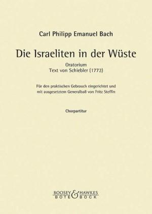 Bach, C P E: Die Israeliten in der Wüste
