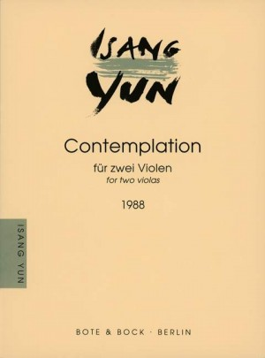 Yun, I: Contemplation Product Image