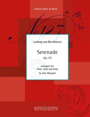 Beethoven, L v: Serenade D-Dur op. 25