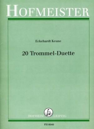 Eckhard Keune: 20 Trommel-Duette