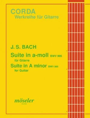 Bach, J S: Suite A minor (orig. G minor) BWV 995