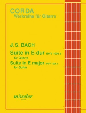 Bach, J S: Suite E major BWV 1006a