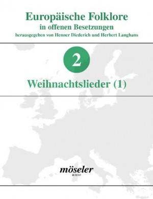 Diederich, H: Christmas songs Heft 1