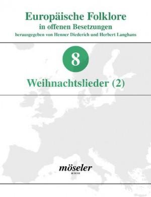 Diederich, H: Christmas songs Heft 2