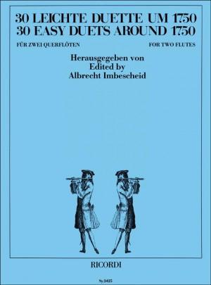 Imbescheid: 30 Easy Duets around 1750