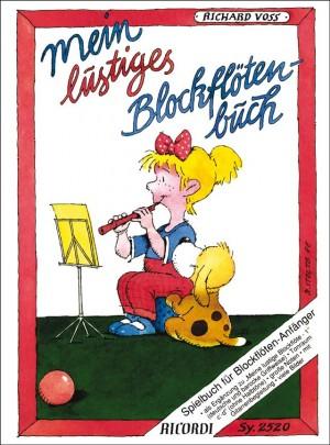 Voss: Mein lustiges Blockflötenbuch