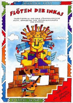 Voss: Flöten der Inkas