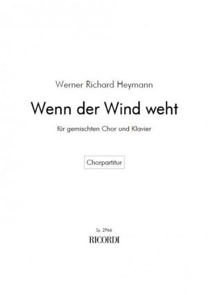 Heymann: Wenn der Wind weht