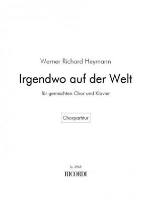 Heymann: Irgendwo auf der Welt