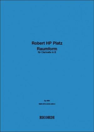 Robert HP Platz: Raumform