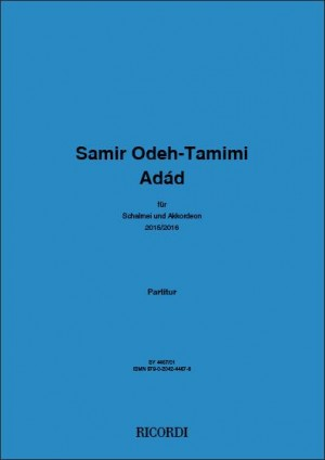 Samir Odeh-Tamimi: Adád