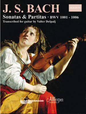 Bach, J S: Sonatas & Partitas BWV 1001-1006