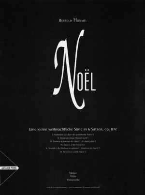 Hummel, B: Noël op. 87e