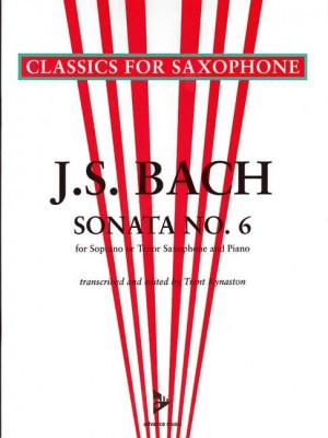 Bach, J S: Sonata No. 6 A major BWV 1035