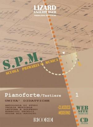 Marco Catarsi_Florindo Terrani: Pianoforte e tastiere - vol. 1