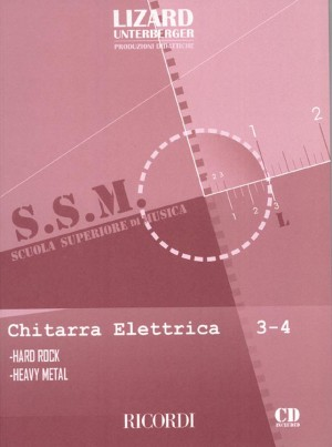 Michael Mellner: Chitarra Elettrica: Hard Rock e Heavy Metal -