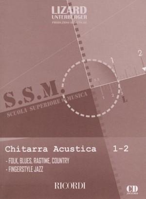 Mastrangelo: Chitarra acustica Vol.1 & Vol.2