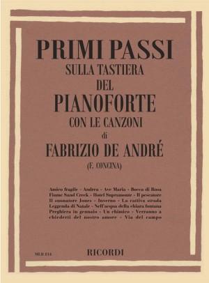Concina: Primi Passi con le Canzoni de Fabrizio de André
