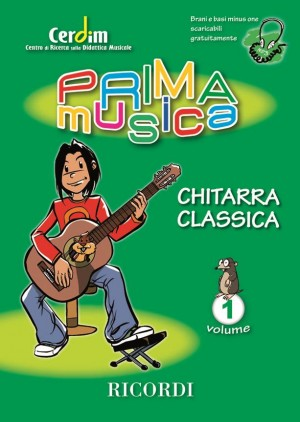 Unterberger: Primamusica: Chitarra classica Vol.1