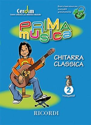 Giovanni Unterberger: Primamusica: Chitarra Classica Vol. 2