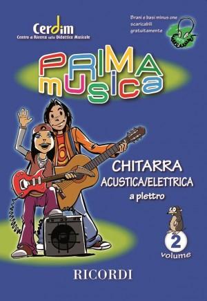 Massimo Liverotti: Primamusica: Chitarra Acustica/Elettrica 2